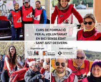 Flyer CURS DE FORMACIÓ Sant Just-baixa